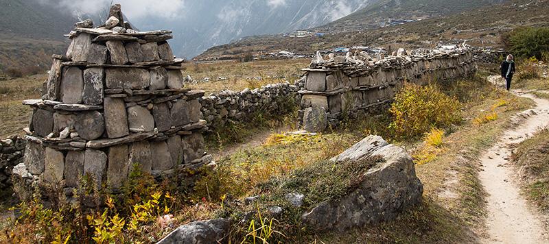 19-10-16 Lama Hotel-Kyangin Gumba