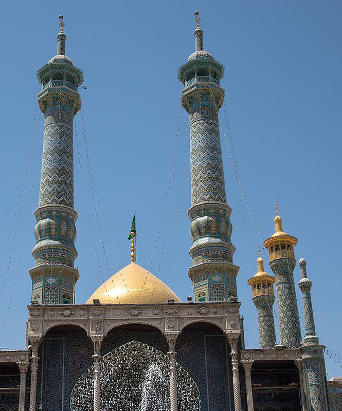 Kashan, Qom 19-08-16