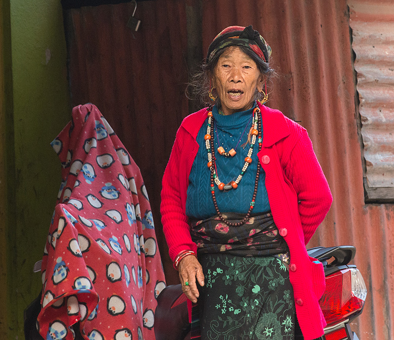 Dhunche, 15-10-17