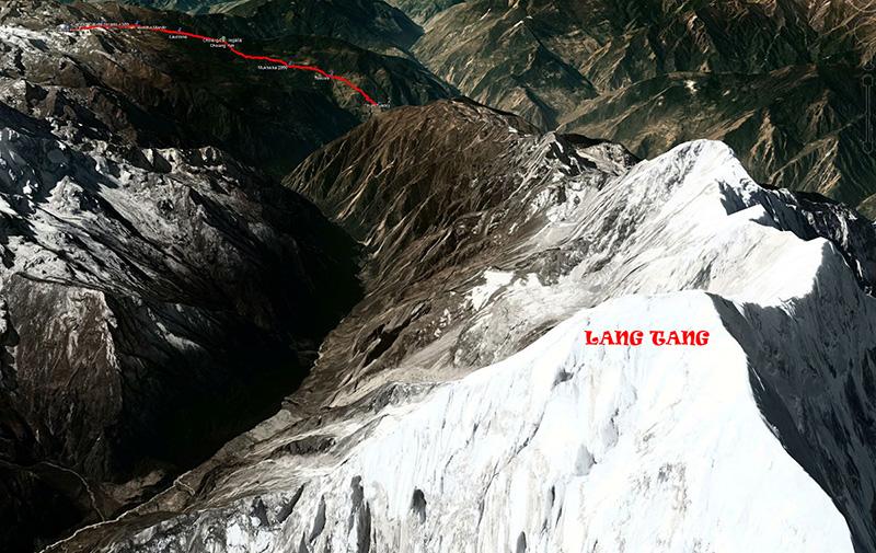 Cholang Pati-Gosaikunda-Thulo Syabru 17-10-17