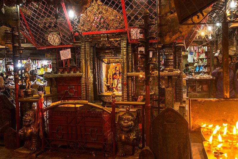 Syabrubesi - Kathmandu 24-10-17
