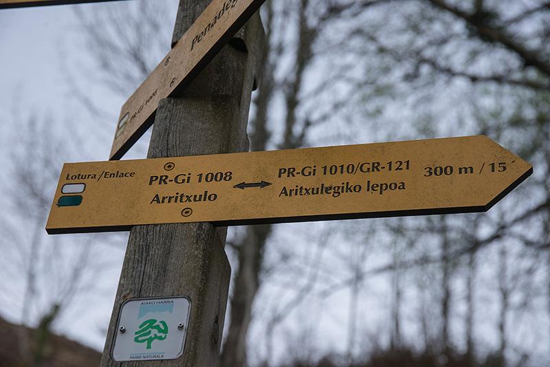PR-GI 1008 Arritxulo 2-4-18
