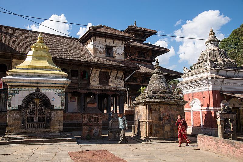 Pokhara-  Panauti 3 y 4-11-17