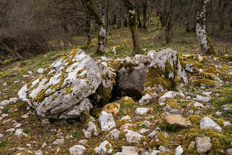 Oderitz   dólmenes 4-4-18