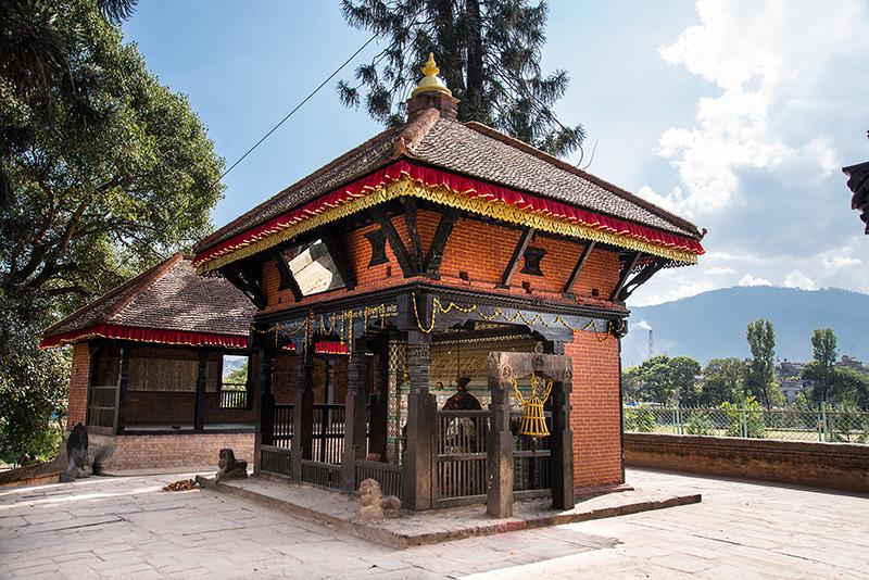 Bhaktapur - Nagarkot 5-11-17