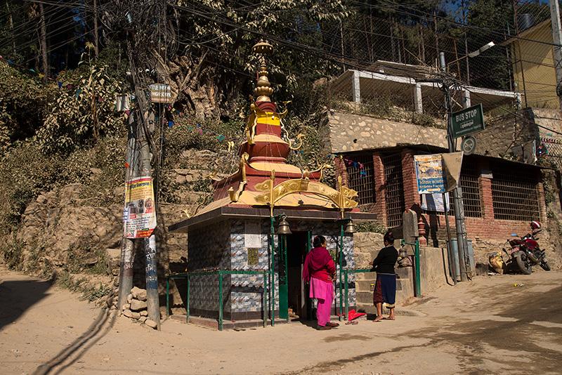 Kopan, Bodnath, Kathmandu 7-11-18