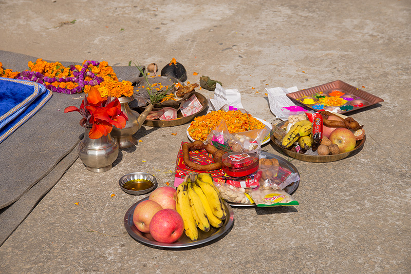 Panauti - Bhai Tika