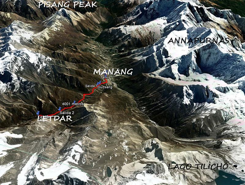 Manang - Letdar 21-11-18