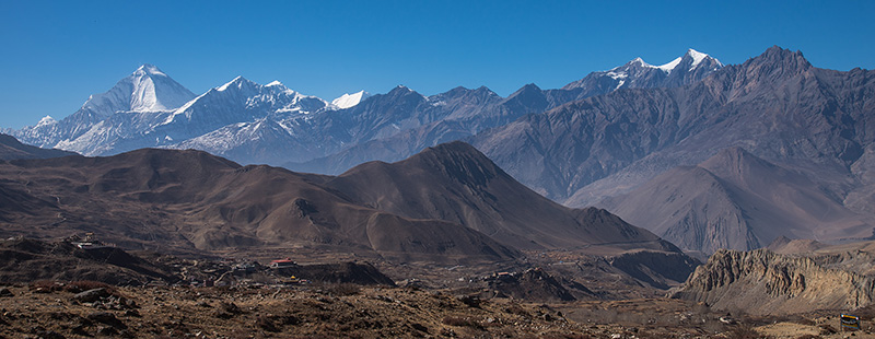 High Camp-Thorung La-Muktinath 23-11-18