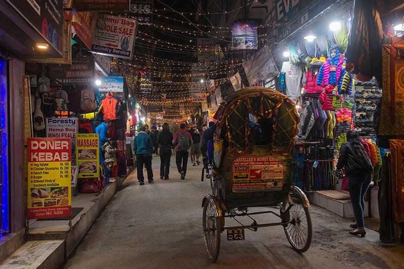 Jomson - Kathmandu 24/27-11-18
