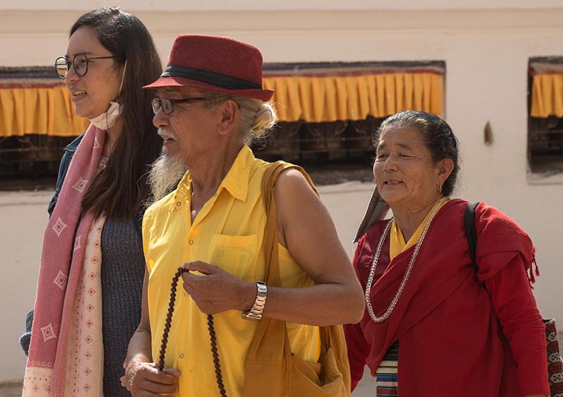 Nepal 2019 Bodnath 5-11-19
