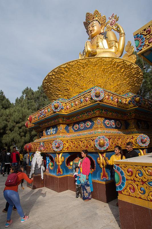 Nepal 19 Swayambhunath 9-11-19