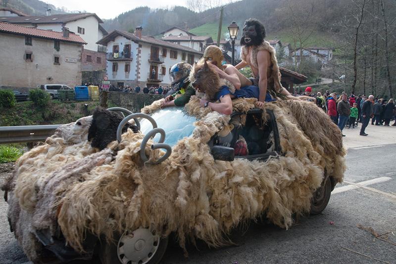 Zubieta carnaval 2020