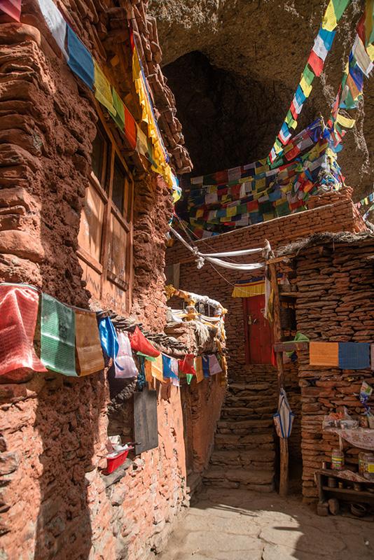 Nepal 19 Chele - Geling 14-11-19