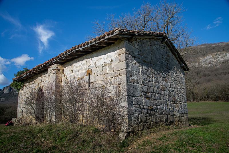 Egiarreta, ermitas, Berama