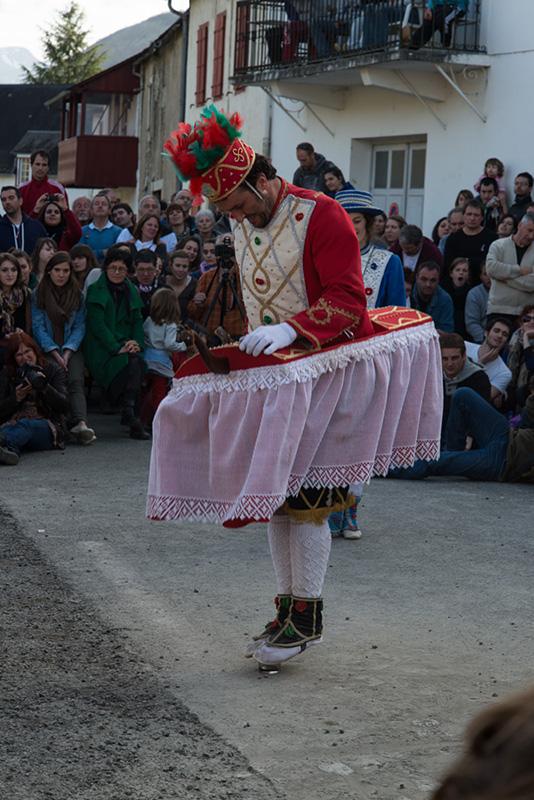 Madalena-Maskarada Zuberoa