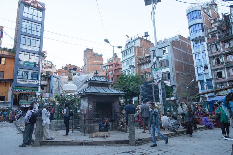Nepal 18-09-16 Kathmandu-Pashupatinath