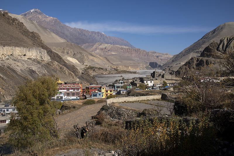 Nepal 20-11-19Ranipauwa-Jomsom
