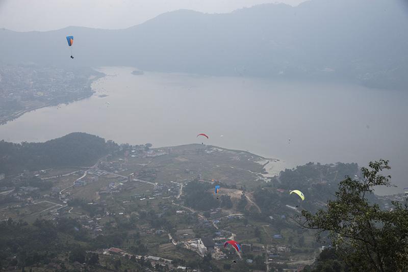 Jomsom - Pokhara 21 y 22-11-20