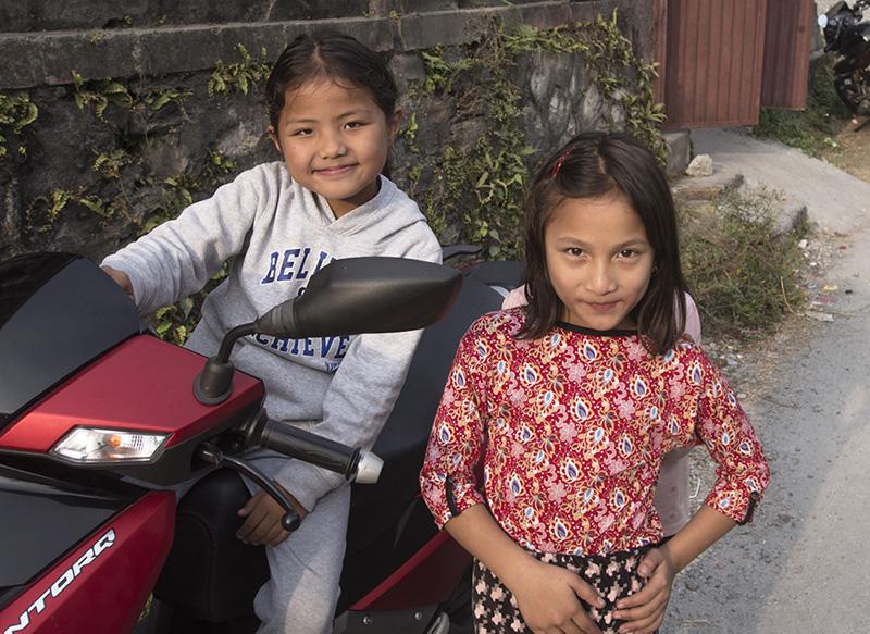 Nepal 23-11-19 Pokhara-Bindyabasini