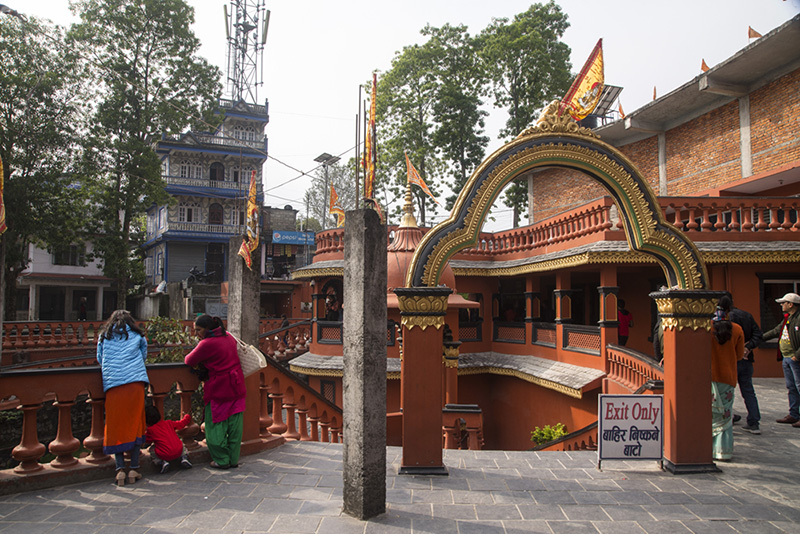 Pokhara-Cascadas 25-11-19