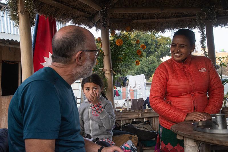 Kathmandu - chavales 26-11-19