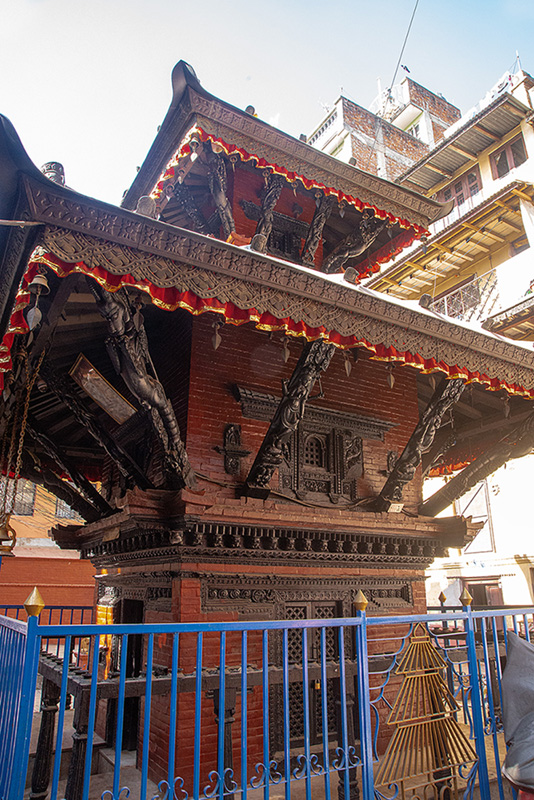 Kathmandu - Donostia 1 a 3-12-19