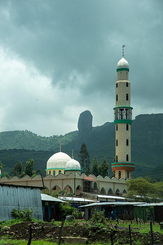 Etiopia: Gondar 22-8-19