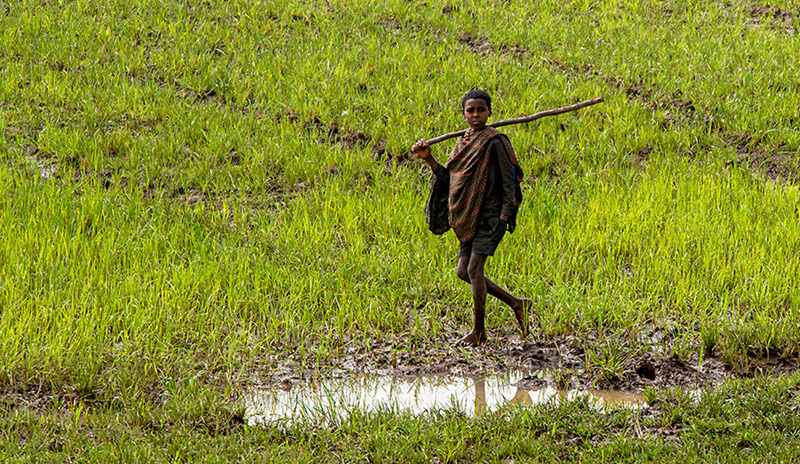 Etiopia: Bahar Dar 23-8-19