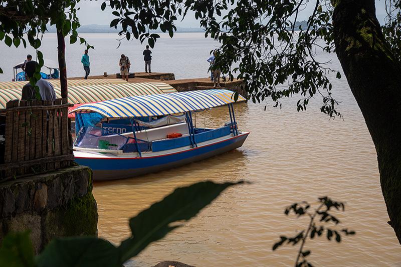 Lago Tana 24-8-19