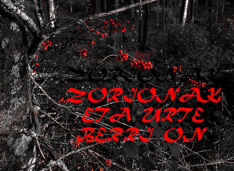 Zorionak 2018