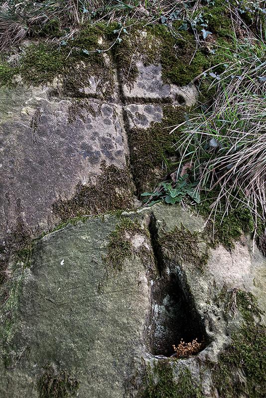 Dolmenes y cruz en Igeldo 6-1-21 y 1-3-21